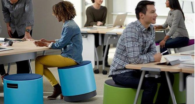 4 alternatieven voor de gewone bureaustoel